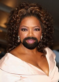 Bearded Oprah